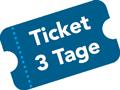 Ticket Icon FIBO-Congress drei Tage